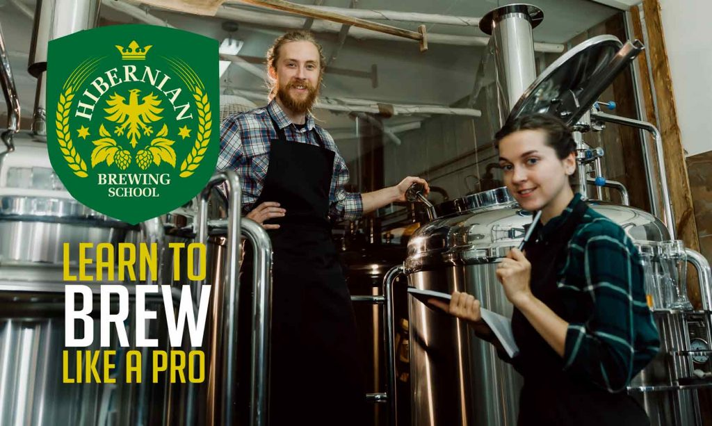 Beer brewing school, beer brewing tips
