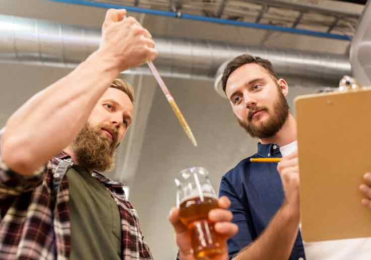 Beer brewing school, beer brewing tips, how to brew beer