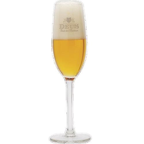 Flute Beer Glass